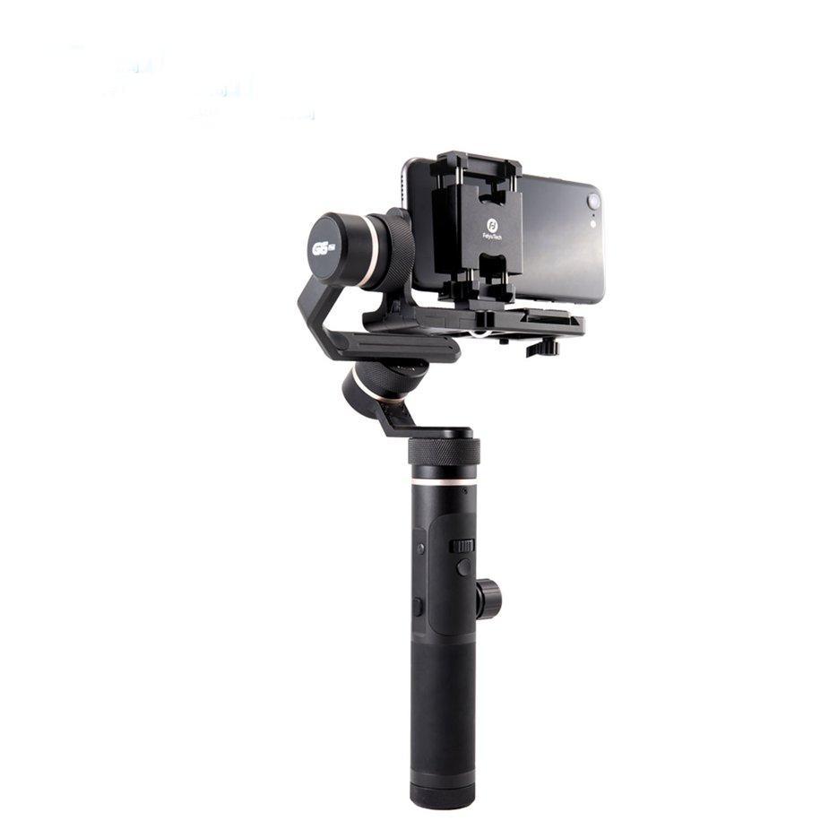 E-ERA Feiyu Telepon Seluler Pemegang untuk Feiyu G6 PLUS Kamera Aksi Gimbal Alat Genggam