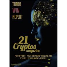 21 Cryptos Digital Magazine November-January Issues 1-2-3