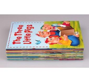 Fairy Tale Story Books Set of 20 with 1 CD