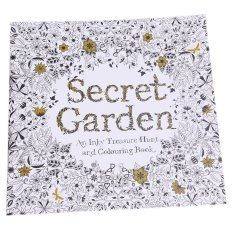 Yingwei Coloring Book Enchanted Forest 24 Pages English Daftar Source Sworld Secret Garden An Inky Treasure Hunt And Chinese Export