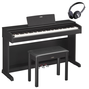 Yamaha YDP-143 Arius Digital Piano (Black)