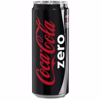Coca Cola Zero 24 Cans x 330ml