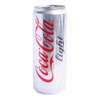 COKE LIGHT(24 CANS X 330ML)