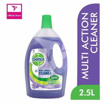 Dettol Multi Surface Cleaner Lavender 2.5L
