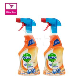 Dettol Trigger Kitchen 500ML Twin Pack