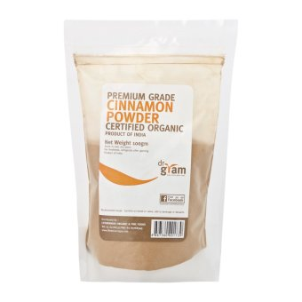 Dr Gram Organic Cinnamon Powder 100g (3 Packets)