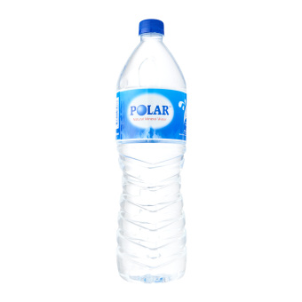 POLAR Natural Mineral Water 12 x 1500ml