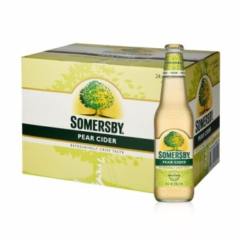 Somersby Pear - 330 ml x 24 bottles