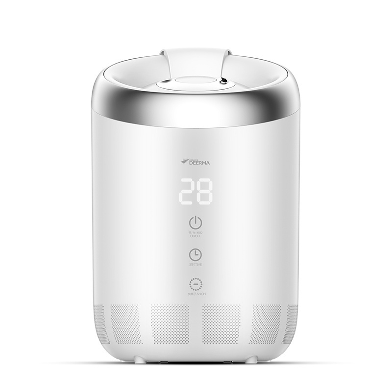 Deerma Add Water Humidifier, Home Silence Office Bedroom, Large Capacity Air Conditioning Air Purification Machine - intl Singapore