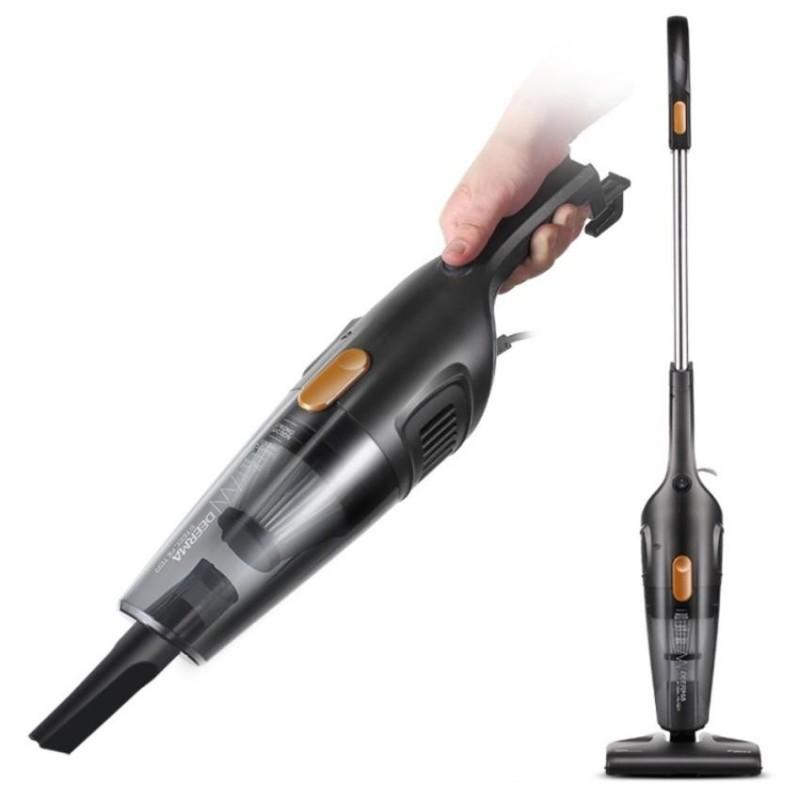Deerma Power Motor Vacuum Cleaner Mites Cleaning Portable Stick Vacuum  - intl Singapore