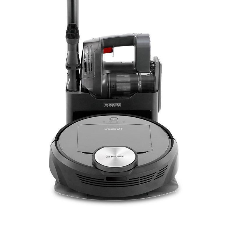 Ecovacs Robotics Vacuum Cleaner Deebot R98 (Black) Singapore