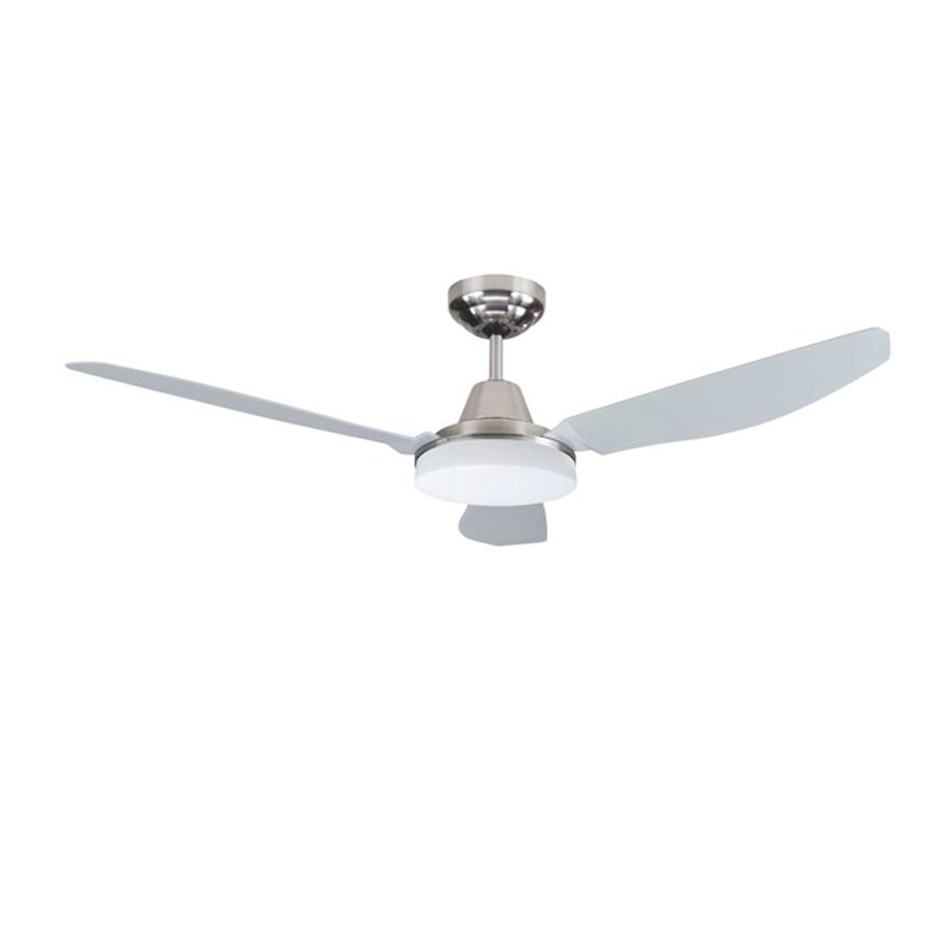 Fanco Mini Bee 36inch Ceiling Fan Matte Silver