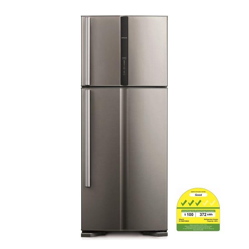 Hitachi Rv560p3msxinx 2 Door Refrigerator Lazada Singapore
