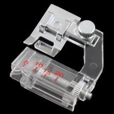 Home Adjustable Bias Binder Presser Foot Feet For Sewing Machines - Intl