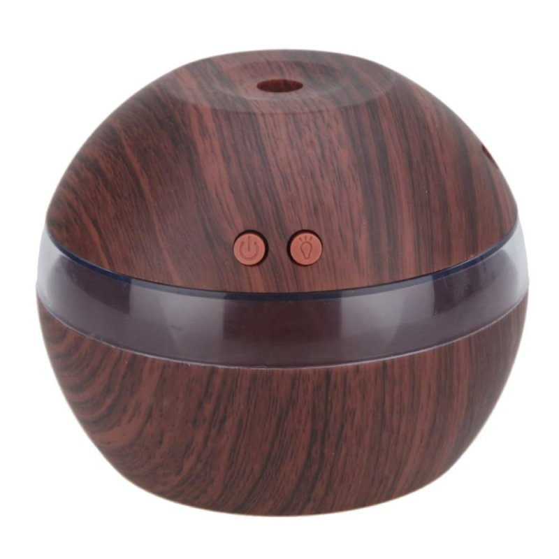 Mist Maker Aroma Essential Oil Humidifier Black - intl Singapore