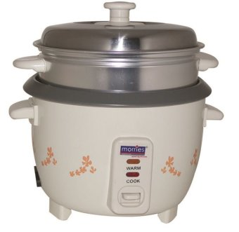 Morries RC151 Rice Cooker with Steamer 1.5L