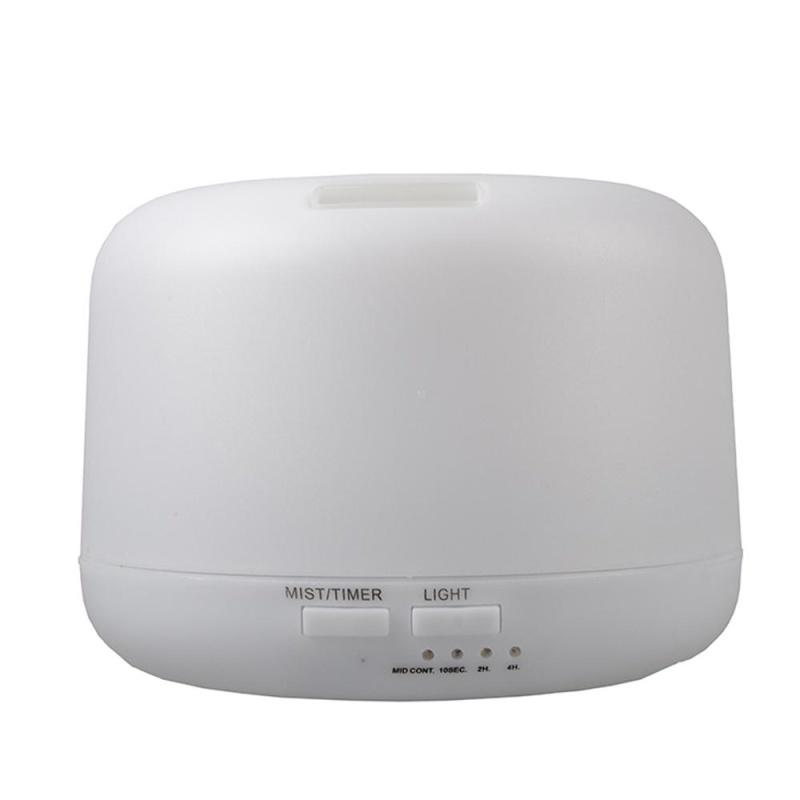 nonvoful 160ML Volcano Humidifier Mini Air Diffuser Purifier With USB LED Night Light (Black) - intl Singapore