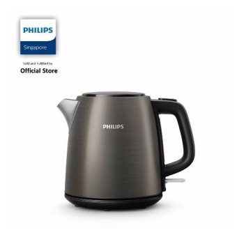 Philips HD9348/12 Daily Collection Kettle, 1.0 L, 2000W - Stainless Steel