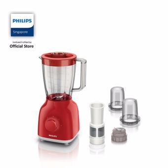 Philips HR2104 Daily Collection Blender RED