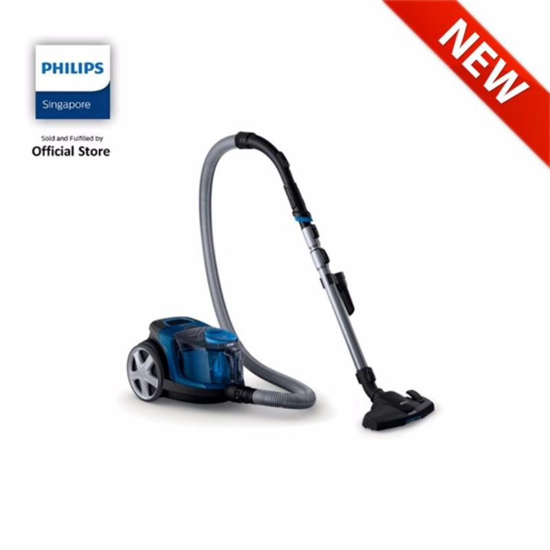 FREE 2Pcs Floor Mats (while stock last ) with Philips PowerPro Compact Bagless vacuum cleaner - FC9352/61 Singapore