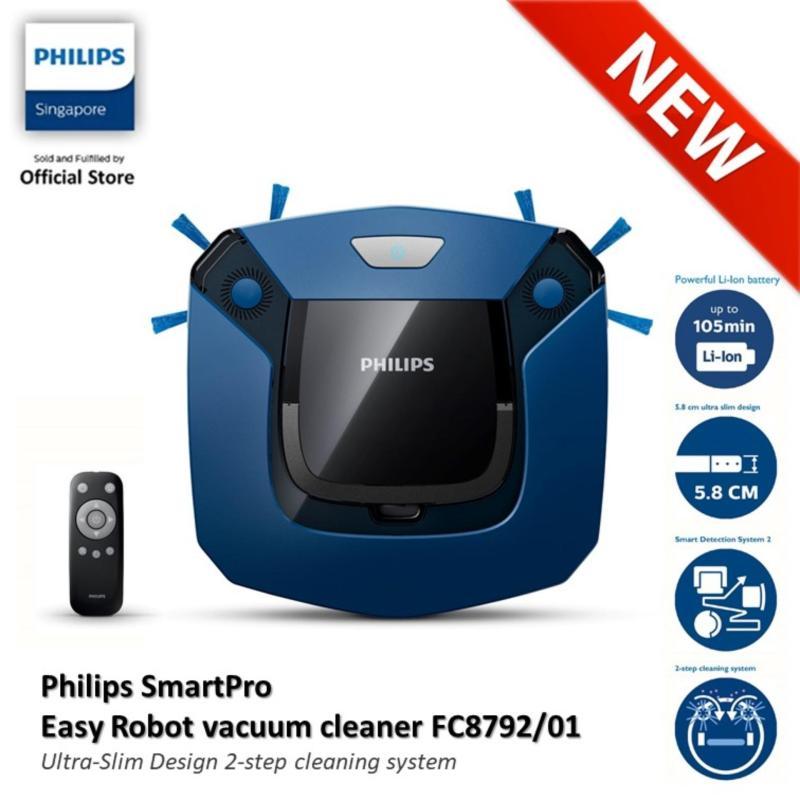 Philips SmartPro Easy Robot vacuum cleaner - FC8792/01 Singapore