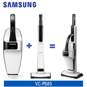 Samsung Premium 2WAY Cordless Vaccum Cleaner VC-PS85 / 2 in1 Handy + Stick Cleaner / HEPA filter / cleaner / Handheld/ Samsung vacuum cleaner ? - intl
