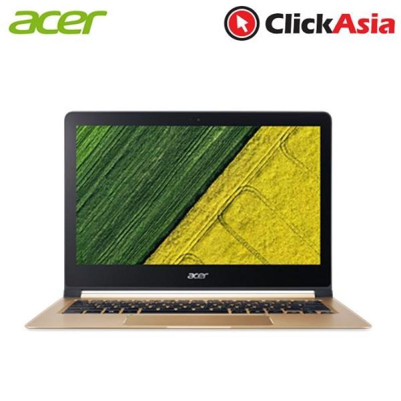Acer Swift 7 (SF713-51-M718) - 13.3/i7-7Y75/8GB DDR3/512GB SSD/W10 (Black)