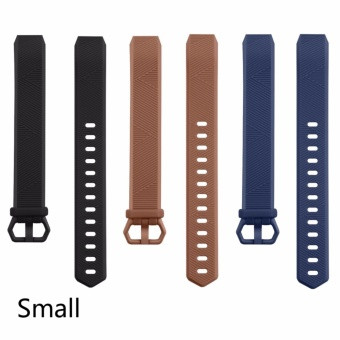 Adjustable Replacement Wristband Strap for Fitbit Alta HR and Alta- intl