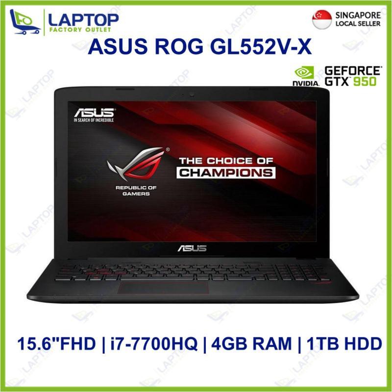 ASUS ROG GL552V-X(KBL)DM409T [Brand NEW] @Clearance Gaming Original Warranty@
