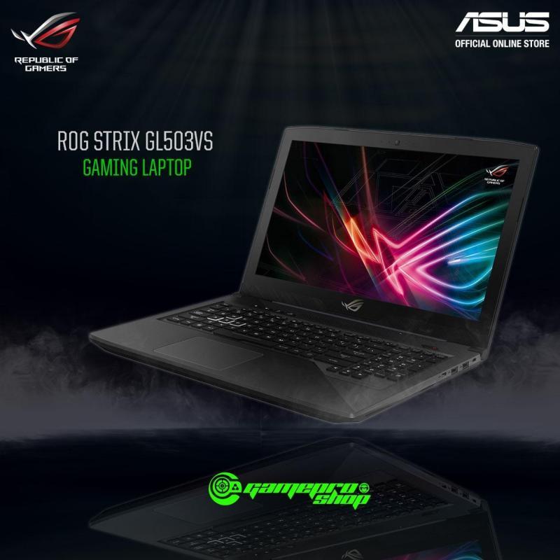 Asus ROG Strix GL503VS Gaming Laptop i7-7700HQ (GTX1070) with 144Hz *IT SHOW PROMO*