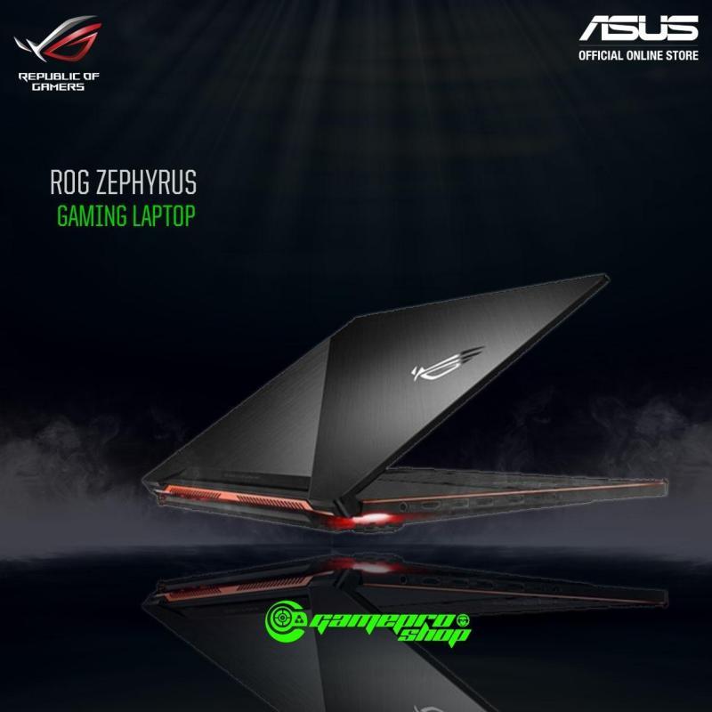 Asus ROG Zephyrus GX501VI-GZ030T 15.6 i7-7700HQ with Max-Q Gaming Laptop