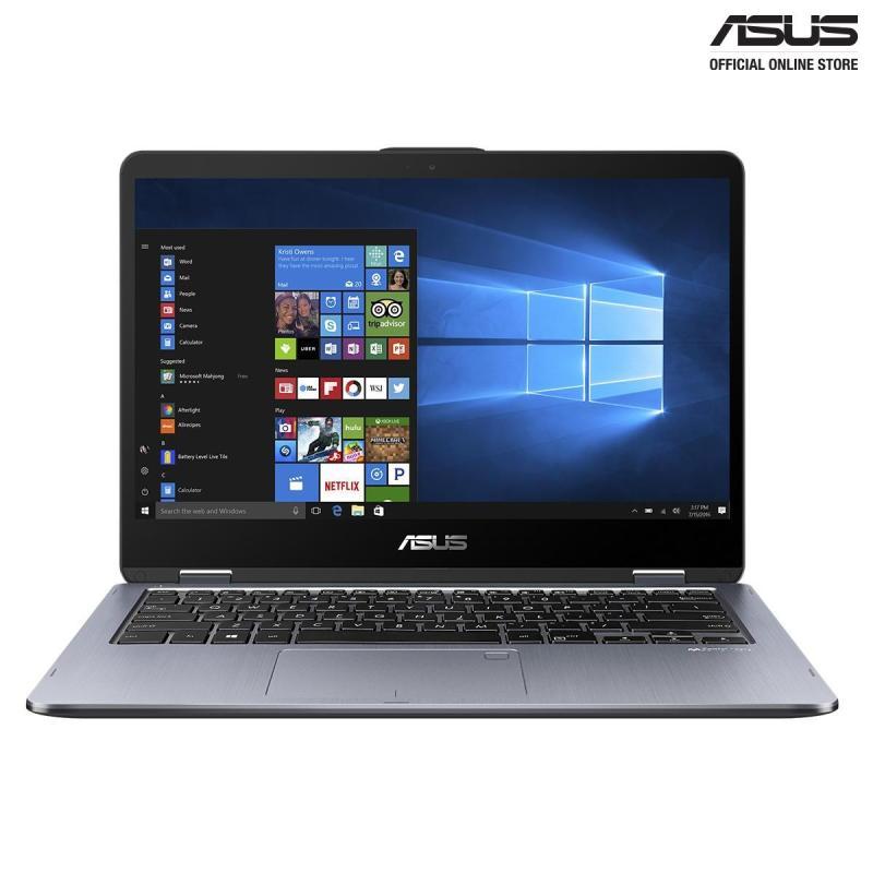 ASUS VivoBook Flip TP410UA-EC473T (Star Grey)