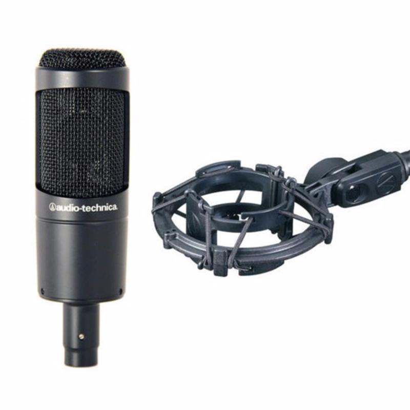 Audio-Technica AT2035 Cardioid Condenser Microphone (NON-USB) Singapore
