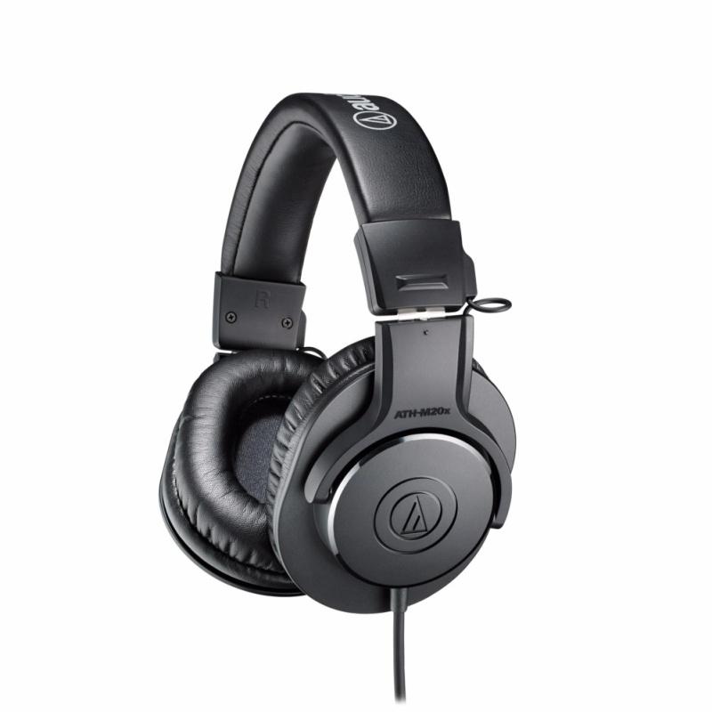 Audio-Technica ATH-M20x Professional Monitor Headphones Singapore