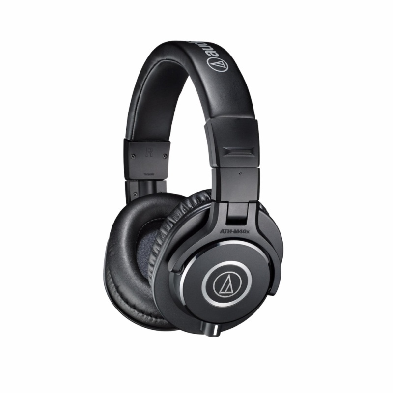 Audio Technica ATH-M40x Professional Monitor Headphones Singapore