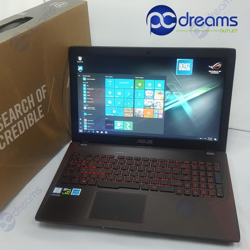 HAPPY CHINESE NEW YEAR PROMO GAMING LAPTOP ASUS ROG GL553VW-FY101T i7-QuadCore/8GB/DualStorage [Factory Refreshed]