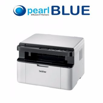 Brother DCP-1610W Wireless MonoChrome Laser Printer Scan Copy