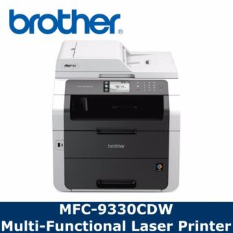 Brother MFC-9330CDW Wireless Colour Multi-Functional Laser Printer