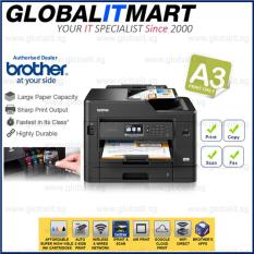 BROTHER MFC-J2730DW (A3 Print) Multi-function Business Inkjet Colour  Printer Singapore
