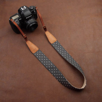 Canon SLR digital camera shoulder strap