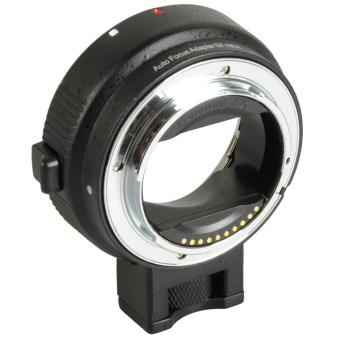 Commlite ComTrig AF Mount Adapter for Canon EF Lens to Sony ExactExposure-