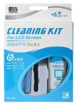 Cooskin notebook computer cleaning kit Cleaning tools supplieskeyboard cleaner LCD screen keyboard