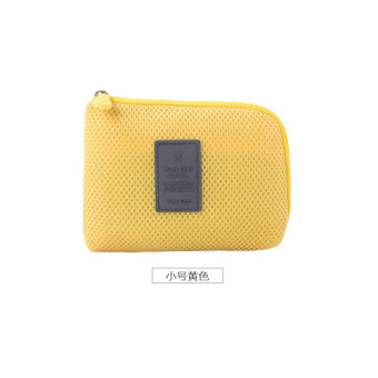 Digital phone shockproof digital finishing package travel pouchstorage bag data cable bag mobile power charging treasure