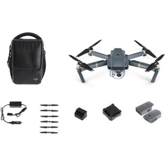 DJI Mavic Pro Fly More Combo [Local Authorised Service Centre Warranty]