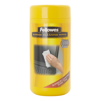 Fellowes fan luoshi cleaning wipes Paper car wipes lens computer phone screen keyboard mouse