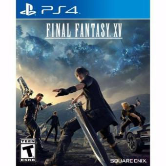 Final fantasy XV /15 (PS4)(Black)