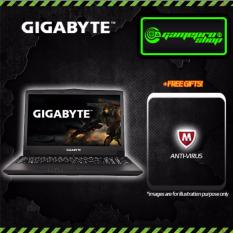 Gigabyte P55K V5 6th Gen i7-6700HQ GTX965M Gaming Laptop  *CNY PROMO*