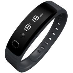 H8 Multifunctional Smart Bluetooth Wristband Watch(black) - Intl