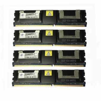 HP Workstation XW6400 16GB (4X4GB) DDR2 667MHz ECC FBD Memory (Refurbished)