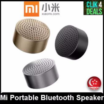 Imported Original Xiaomi Mi Portable Bluetooth Speaker